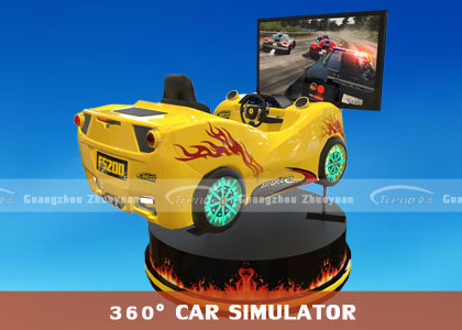 360 car simulator