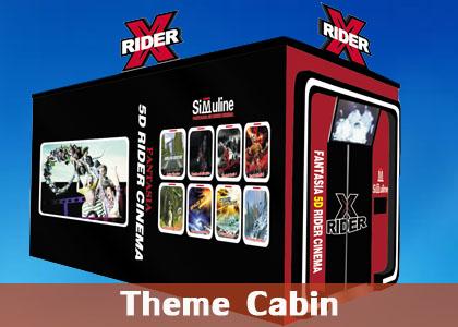 theme cabin