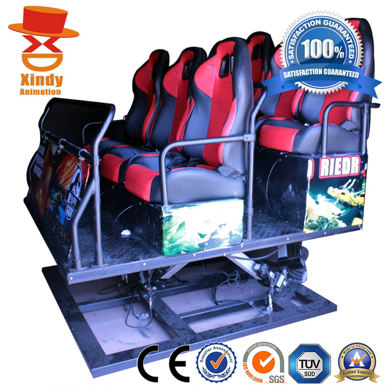 Electric 5d cinema System Platform