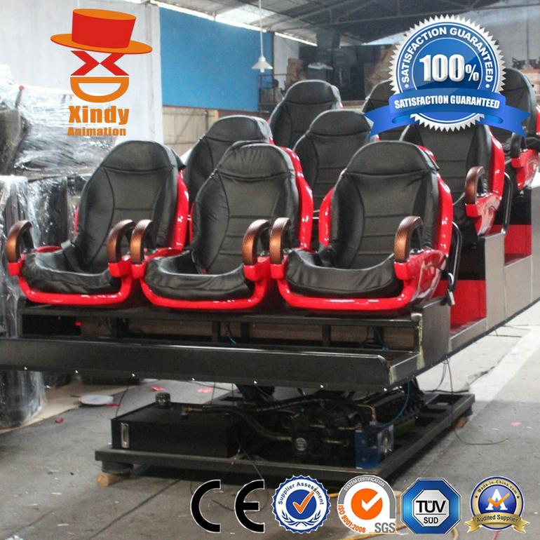 Hydraulic 5d cinema System Platform