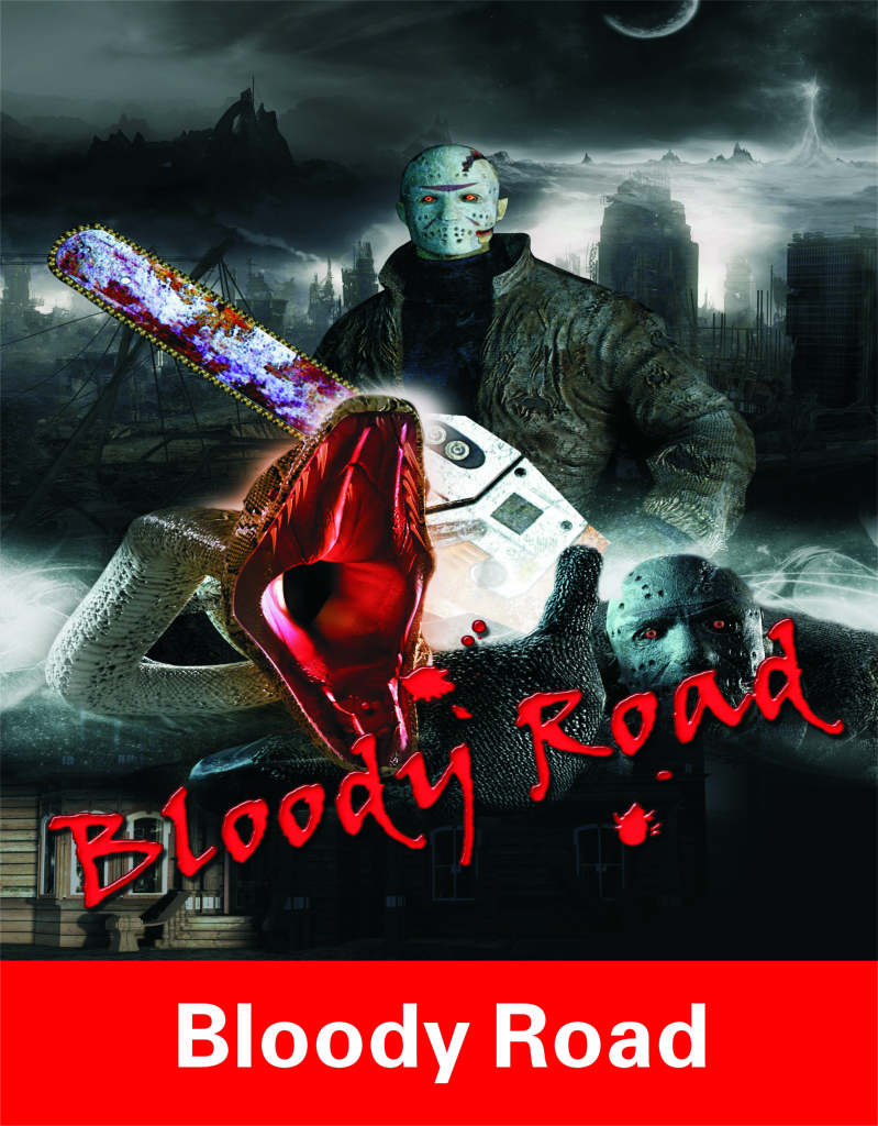 Bloody road 4D cinema & 5D  cinema & 6D cinema movies