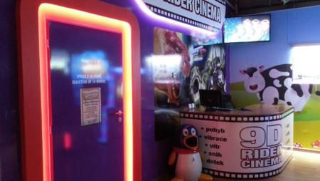Czech 9D Rider Cinema