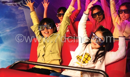 What is the 5D Stereo Glasses for 5D Cinema Theater