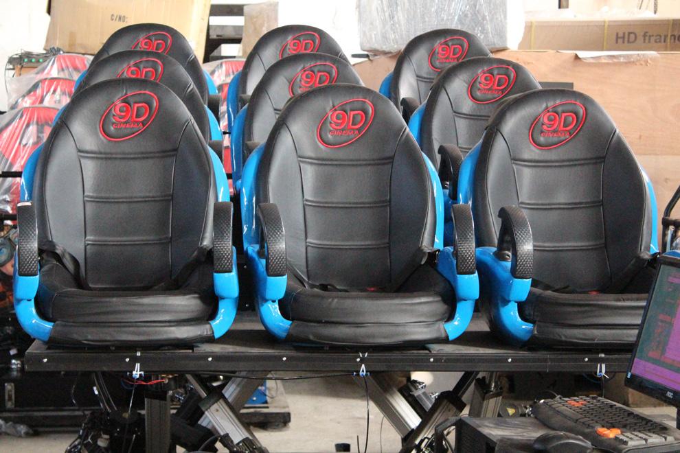 5D Dynamic Seat