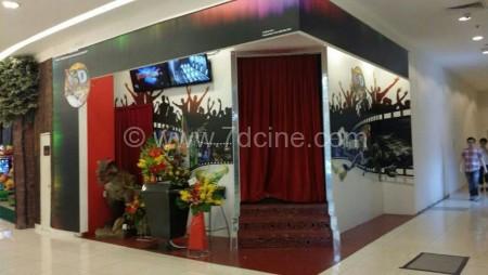 6D Cinema in Malaysia