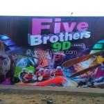 36 Seats 9D Cinema in Algeria