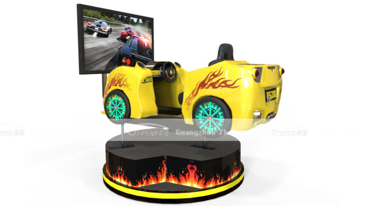 Good News! The New Product of Zhuoyuan 360 Degrees Interactive Driving Simulator