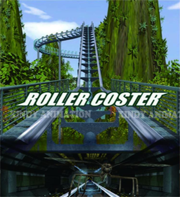 Roller Coaster 4d 5d 6d  cinema movies