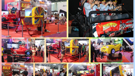 Congratulate Guangzhou zhuoyuan  in GTCFF exhibition a complete success