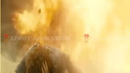 Fiery dragon 4d 5d 6d cinema movies