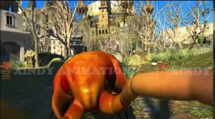 Flying Centipede 4d 5d 6d cinema movies