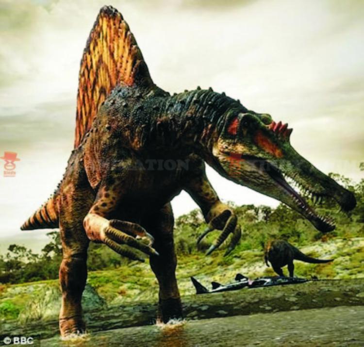 Dinosaur Desperate Chase 4d 5d 6d cinema movies