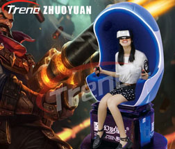 Xindy hot selling 9d VR  of single seat