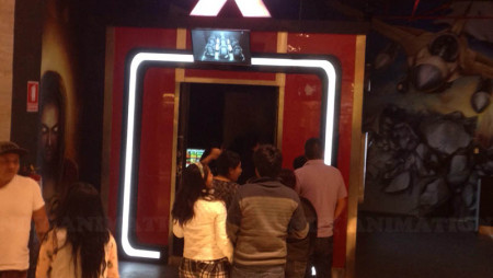 Xindy 12d Interactive Cinema in Peru