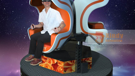 Xindy fashionable 9D Virtual Reality Simulator of Three Seats