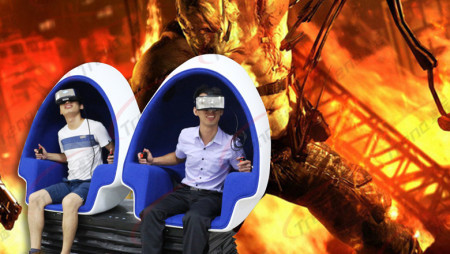 Xidny popular 9D VR represents the present technical progress