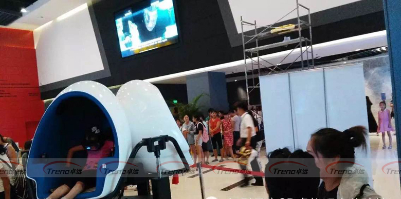 Xindy Most Attractive 9d virtual realiy in Wanda Plaza 1