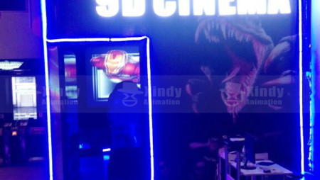 Xindy 5d electric dynamic cinema in Oman