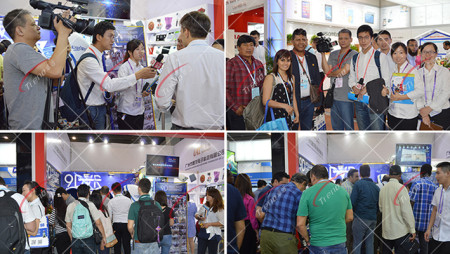 Congratulate Xindy 9D VR in Canton fair a complete success