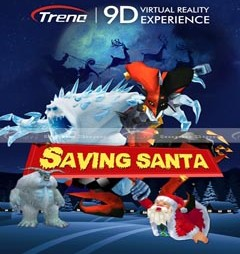 Saving SANTA 9D VR Film