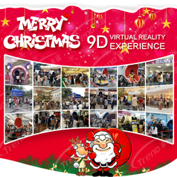9D VR Simulator is a good Christmas project for you to make money