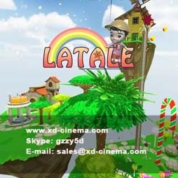 La Tale 9d VR Film