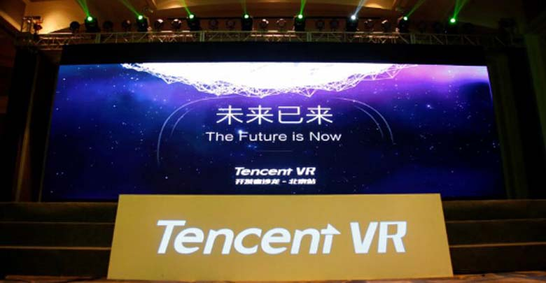 Tencent officially announced a set of Virtual Reality plan  (2)
