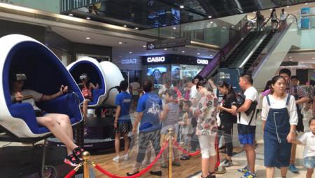 Xindy new high quality 9d cinema equipment