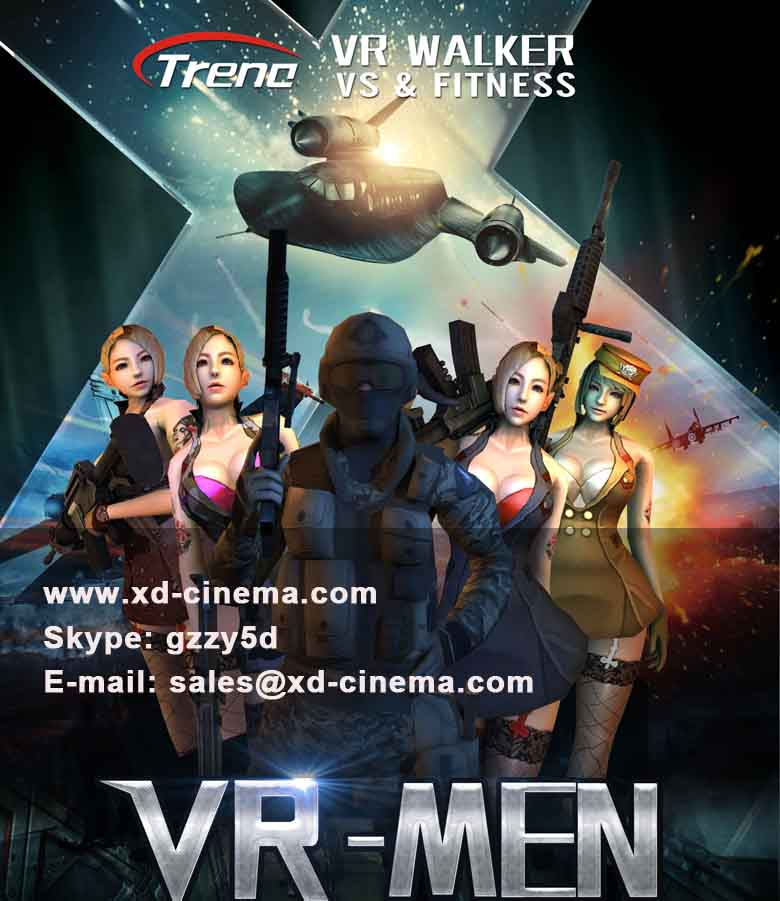 VR-MEN 9d Virtual Reality Films