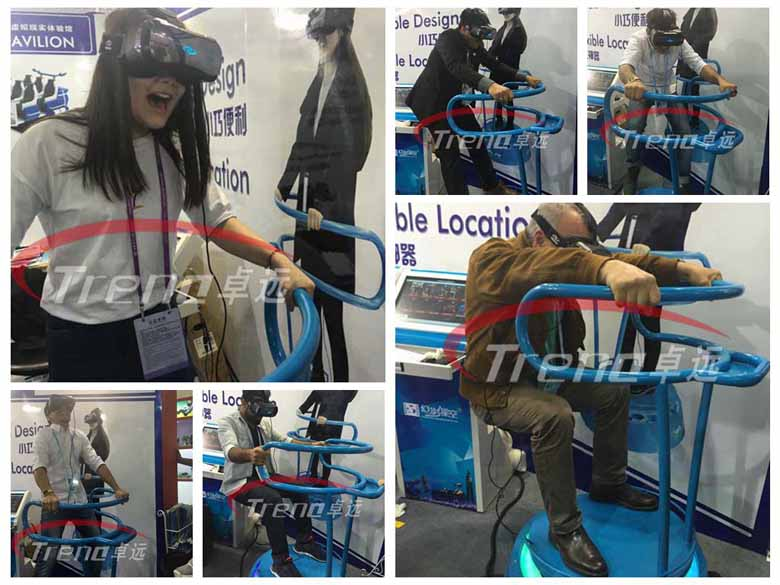 Xindy Vibrating VR Equipment satisfy your demand (1)