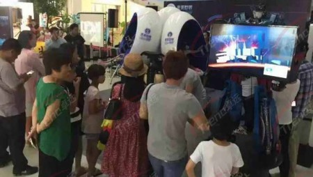 Xindy hot sale 9d virtual reality cinema Singapore