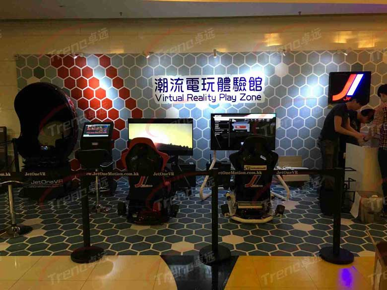 Xindy popular virtual reality products in HK (2)