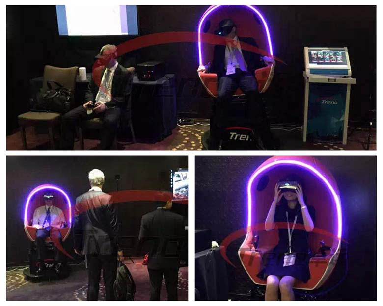 Xindy vr cinema was popular with financial magnates (1)