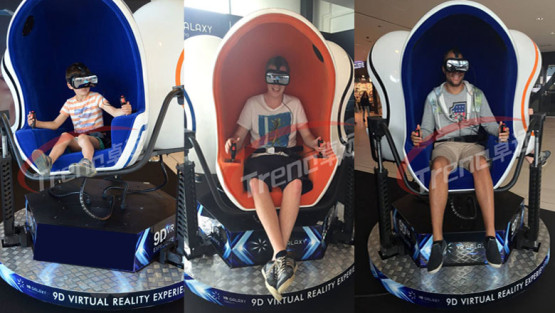Hot sale virtual reality 9d vr in Norway
