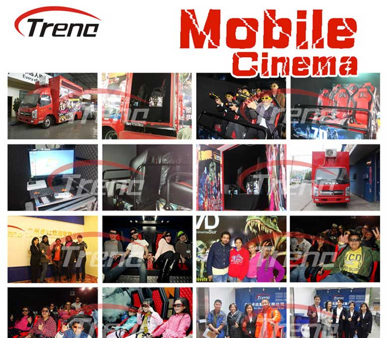 Travelling and making money by driving the truck mobile cinema (2)
