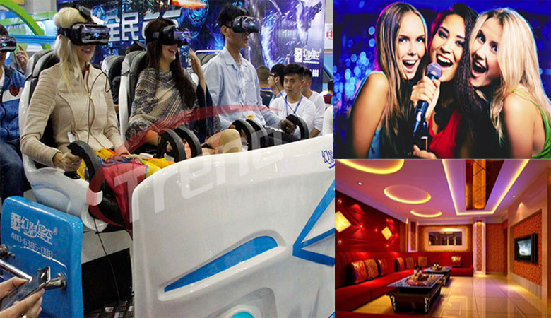 vr equipment match with KTV is new business model (2)