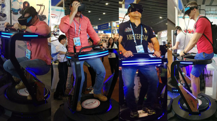 Xindy vibrating virtual reality simulator are waiting for your experiencing