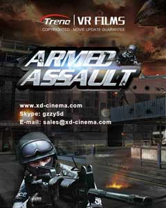 Armed Assault a VR Film