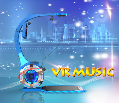 Xindy VR Simulator Virtual Reality Music Equipment VR Music Machine (2)
