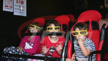 Xindy 5D cinema in New Zealand