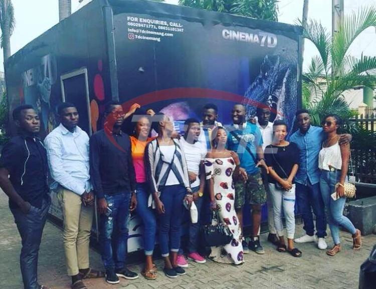 Xindy 7d Cinema in Nigeria