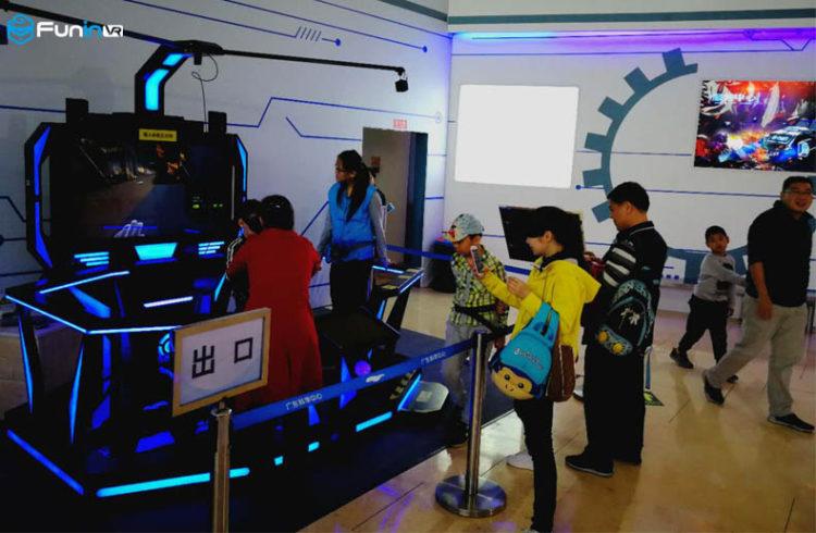 Guangzhou vr theme science museum