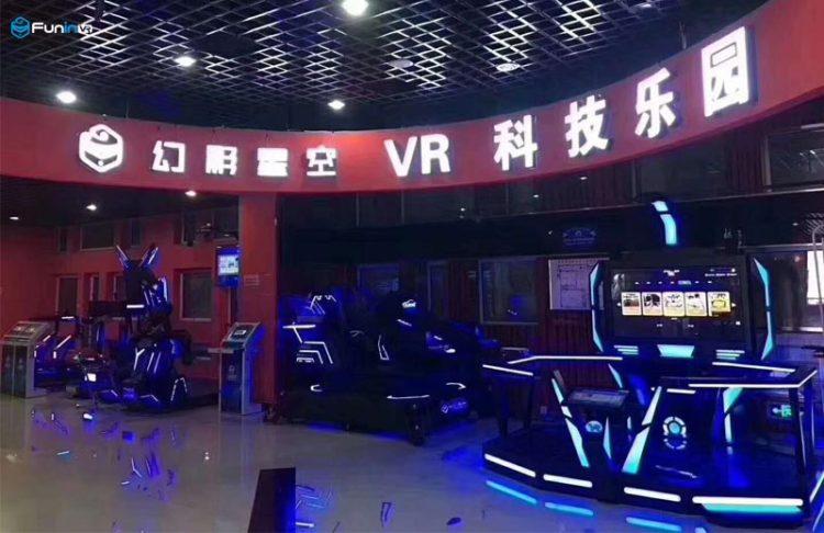 Xindy Virtual Reality Simulator Theme Park
