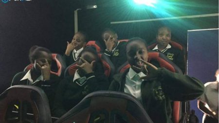 Xindy's 7d cinema in Nigeria