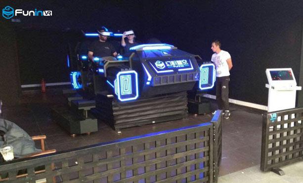 VR Dark Mars  Simulator  in Greece