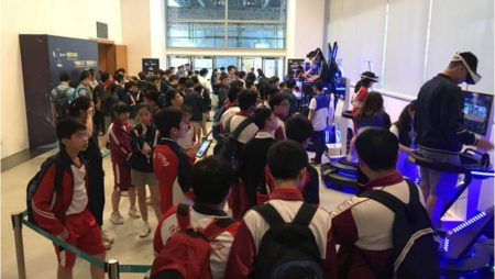 Guangzhou Zhuoyuan's Big Vision for VR+Science Popularization