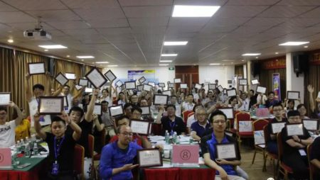 The 2nd Operation Training Session of Guangzhou Zhuoyuan