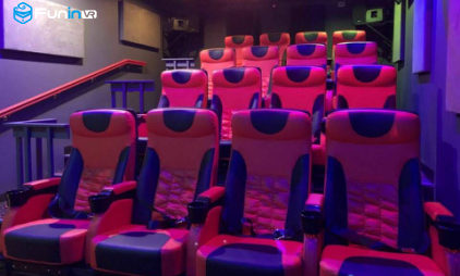 Zhuoyuan's a set of 16 seats 5D dynamic cinema
