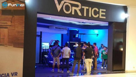 Zhuoyuan's VR equipments are suitable for VR game experience centers