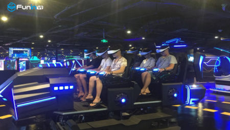 FuninVR's hot-selling vr products in Vietnam